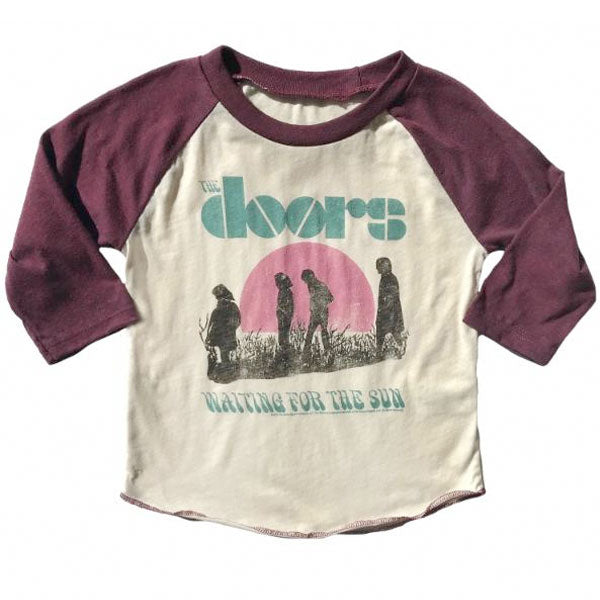 The Doors Girlie T-Shirt - Waiting For The Sun