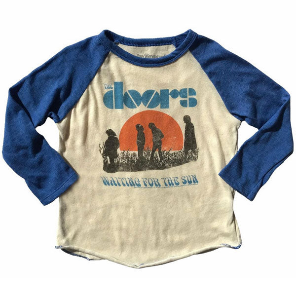 The Doors Kids T-Shirt - Waiting For The Sun