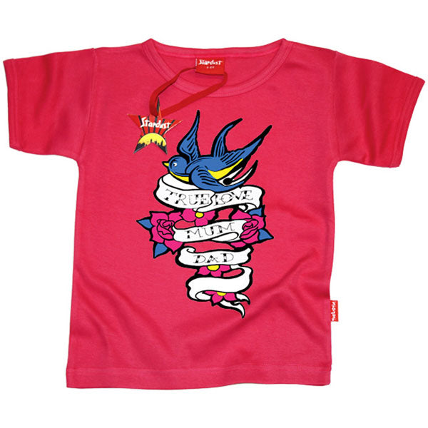 True Love Kids T-Shirt by Stardust