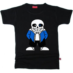 Undertale Sans Skeleton Kids T-Shirt