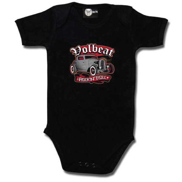 Volbeat Babygrow - Rock n' Roll
