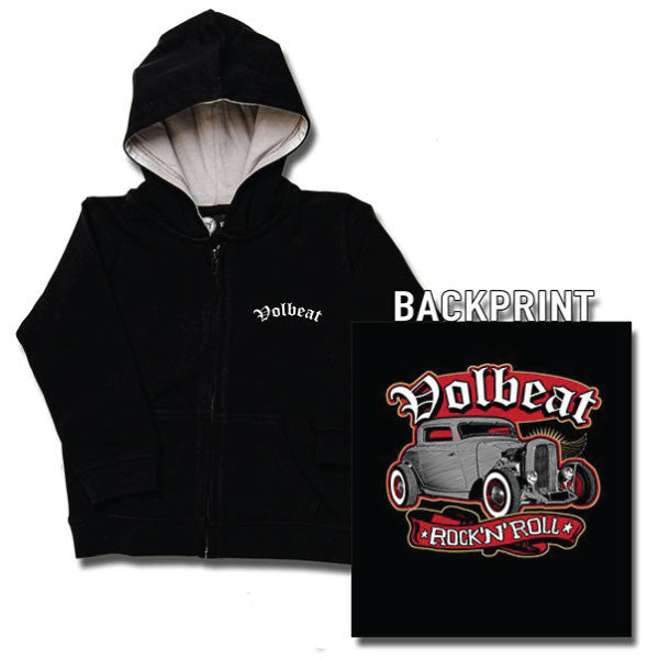 Volbeat Kids Hoody - Rock n' Roll