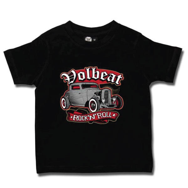Volbeat Kids T-Shirt - Rock n' Roll