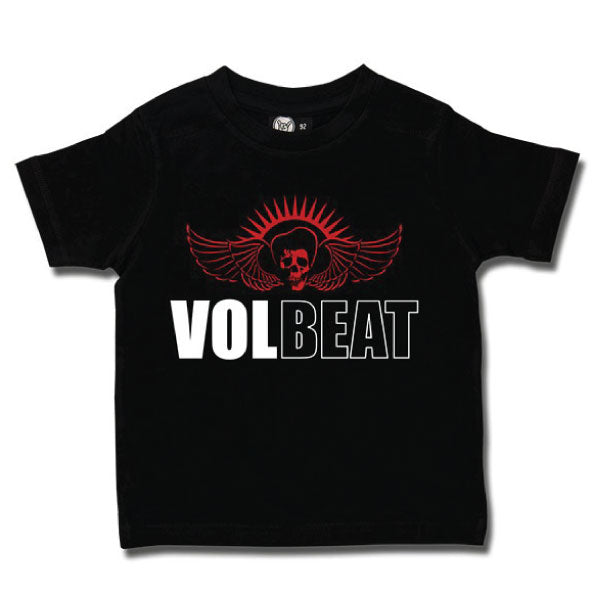 Volbeat Kids T-Shirt - Skull and Logo