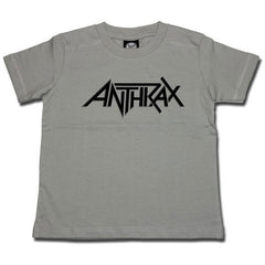 Anthrax Kids T-Shirt - Grey