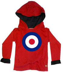 Kids Target Hoody - Perfect for all Mini Mods