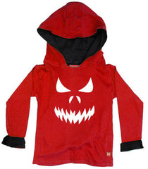 Scary Face Kids Hoody