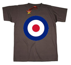 Mod Teenage Boys T-Shirt - Target Design