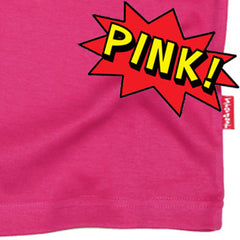 Pink Kids T-Shirt by Stardust