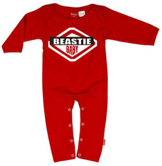 Beastie Baby Playsuit