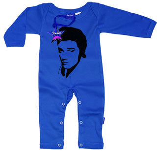 Elvis Baby Playsuit