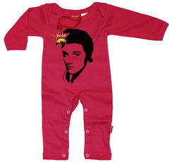Elvis Baby Playsuit by Stardust