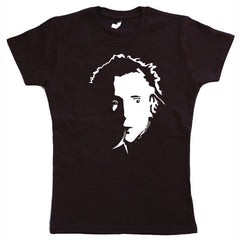 Johnny Rotten Teenage Girls T-Shirt