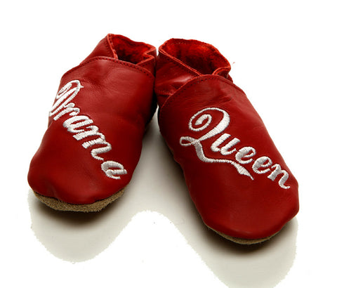 Drama Queen Baby Shoes