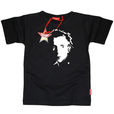 Johnny Rotten Punk Kids T-Shirt