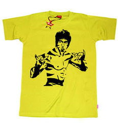 Bruce Lee Tiger Teenage Boys T-Shirt