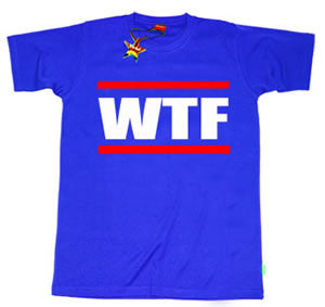WTF Teenage Boys T-Shirt