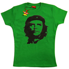 Che Guevara Teenage Girls T-Shirt