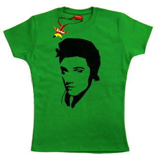 Teenage Girls Elvis T-Shirt