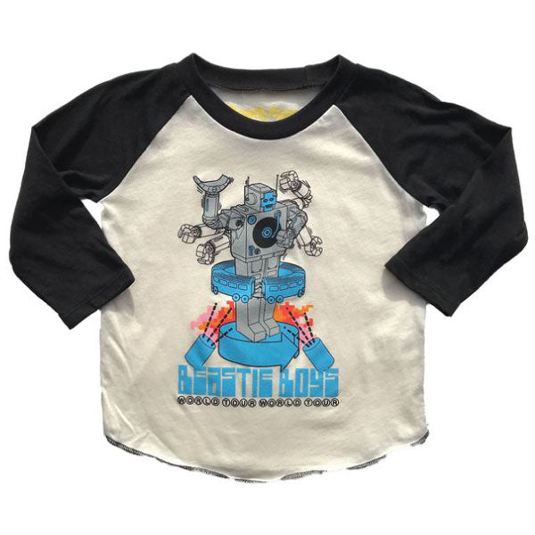 Beastie Boys Baby Girls T-Shirt - World Tour