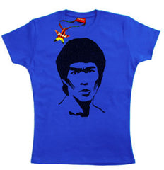 Bruce Lee Teenage Girls T-Shirt