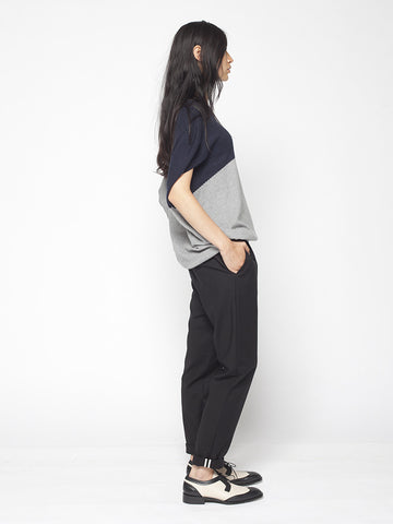 Pants 'Eggroll Deep Black'