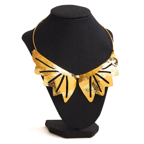 Autumn Collar Necklace