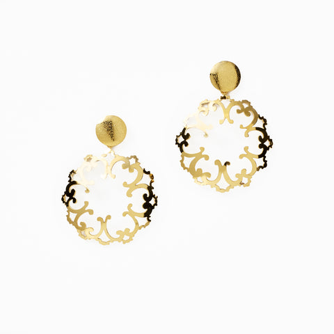 Cathedral Dome Earrings