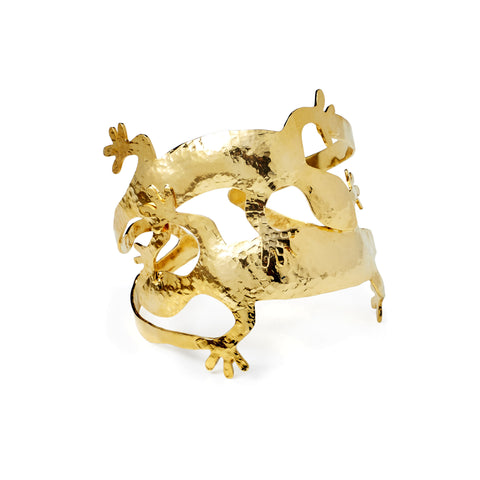 Duo Lizards Cuff