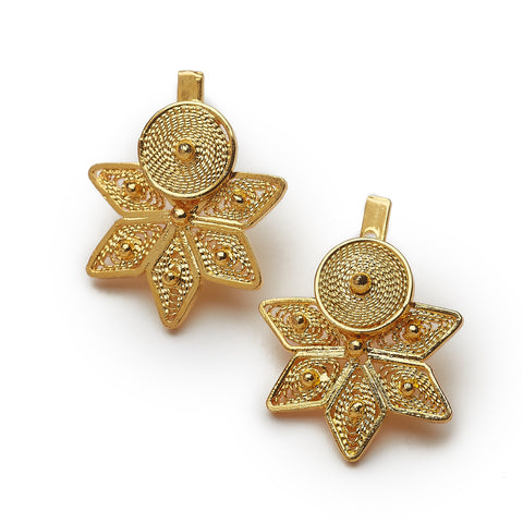 Galaxy Star Earrings