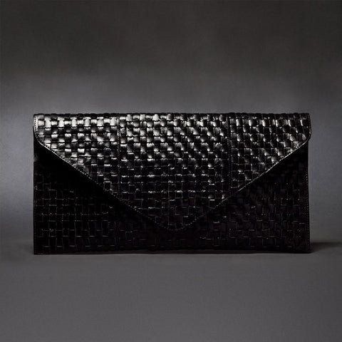 The Sofia Clutch (Black)