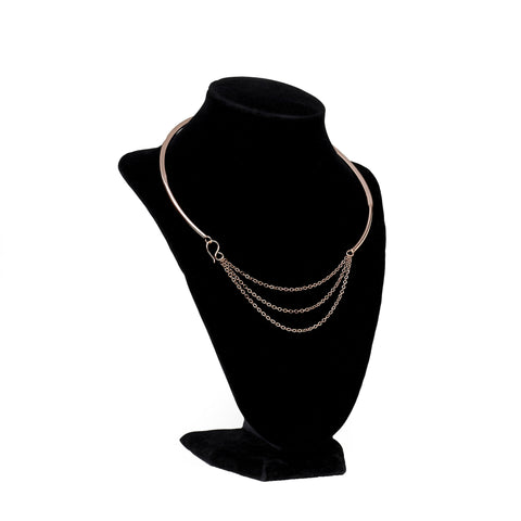 Trenten Trio Chain Necklace