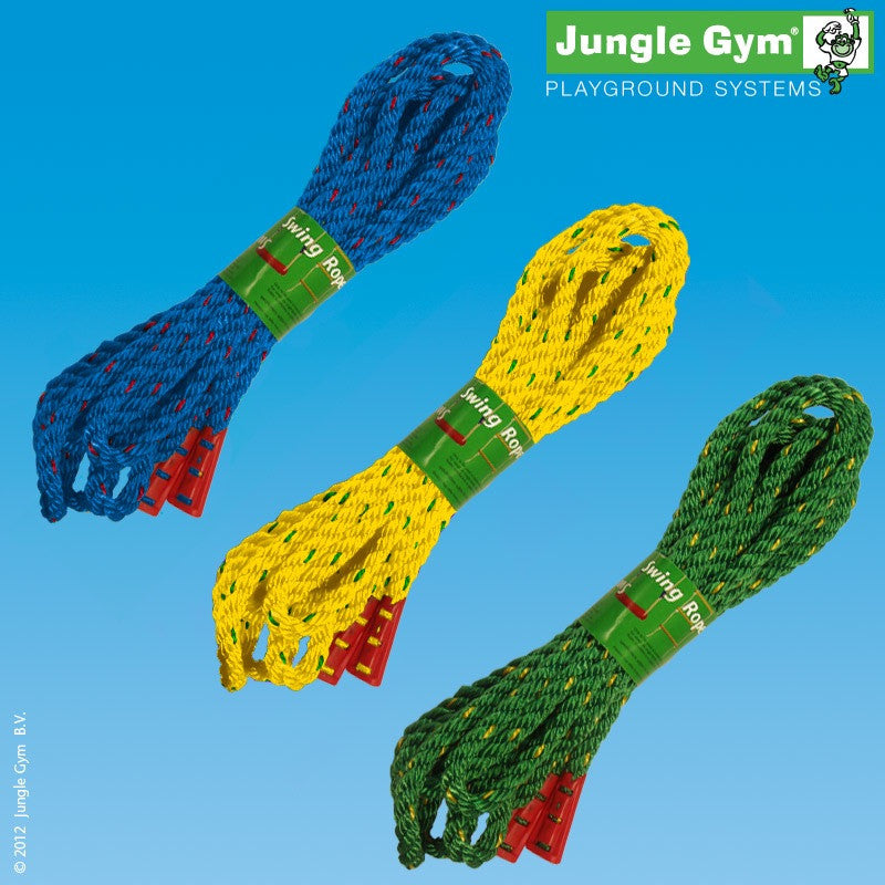 Jungle Gym Swing Rope - now only green