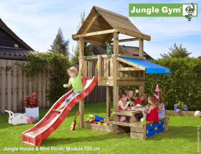 Jungle Gym Mini picnic Module | Riverside Garden Centre, Chesterfield, Derbyshire