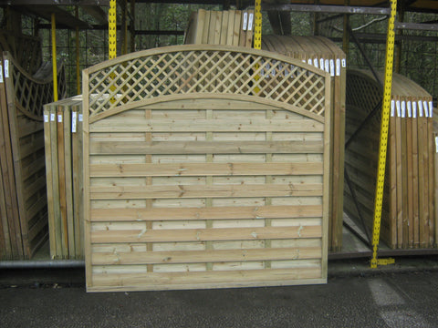 CONTINENTAL - Reinas fence panel