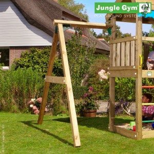 Jungle Gym Single Swing module