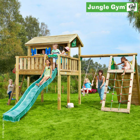 Jungle Gym Playhouse Extra Large