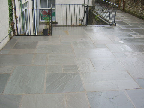 Grey Sandstone Natural Stone Paving