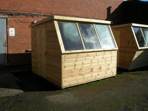 Potting Shed - Square fronted