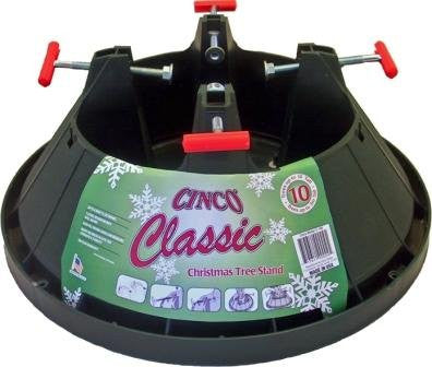 Cinco Classic 10 Real Christmas tree stand