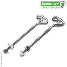 Jungle Gym Accessories - Swing Hooks - BT