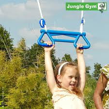 Jungle Gym Accessories - Monkey Bar Kit - Blue