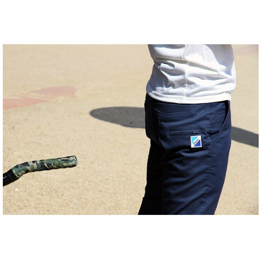 Transition Chino - navy