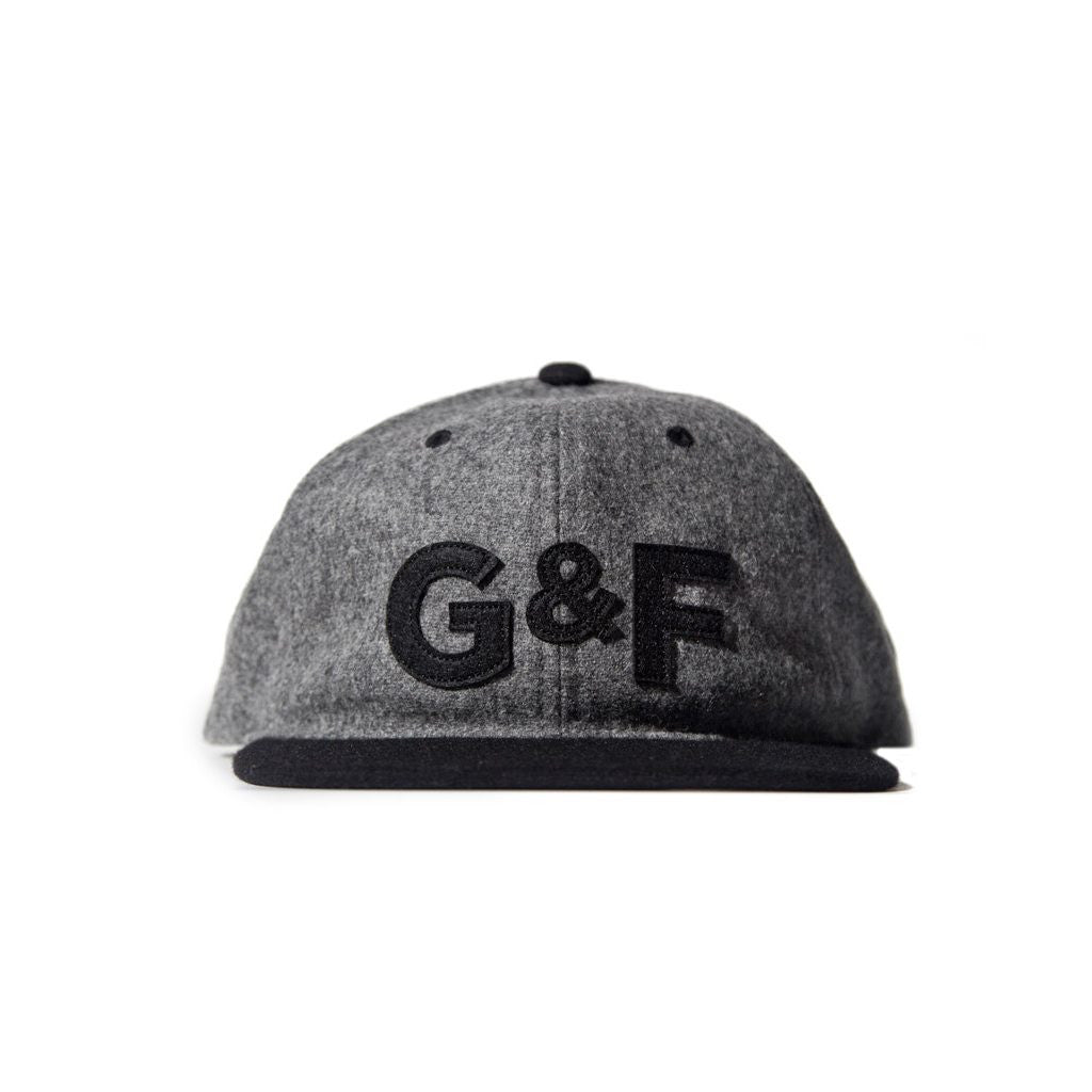 God & Famous Field Cap - grau