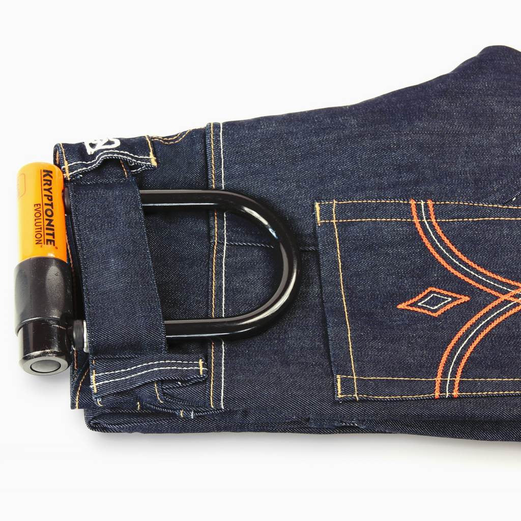 Creux Cycling LoPro Jeans Shorts (Indigo Raw)