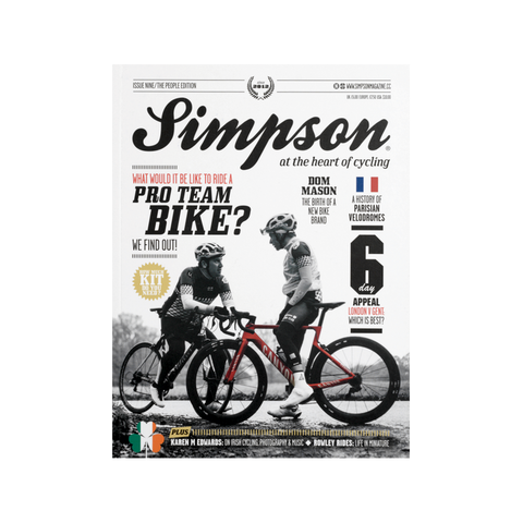 Simpson Magazine Issue 09