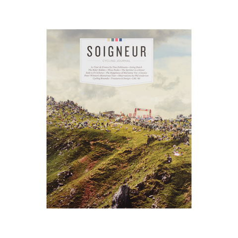 Soigneur 00 - Cycling Journal