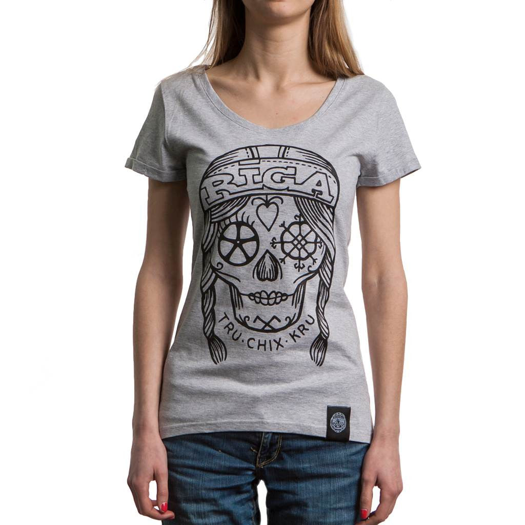 The Skull Ladies - T-Shirt