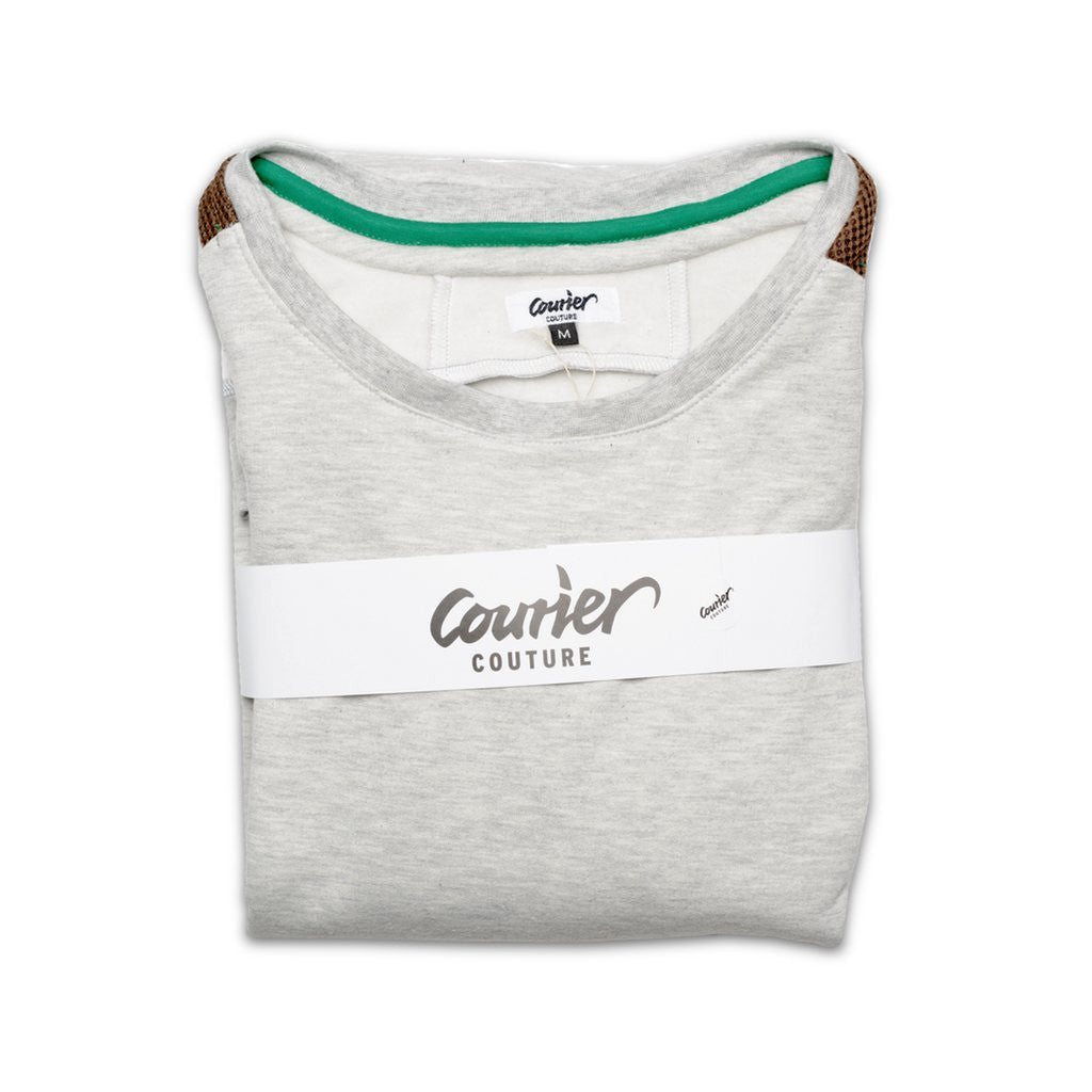 Courier Couture Sweatshirt