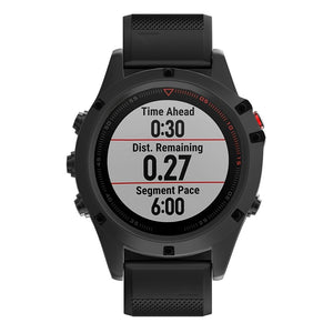 GARMIN - Silicone Sports Strap For Garmin Fenix 5X/ 5/ 3/ 3HR